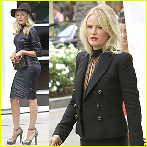Malin Akerman: Sebastian is Never Leaving the House!