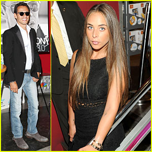 Marc Anthony and Chloe Green: 'Marc Anthony 3.0' Album Signing!
