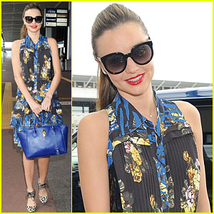 Miranda Kerr Reveals Her No Stretch Mark Secret!