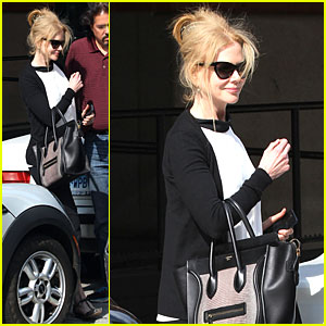 Nicole Kidman: Keith Urban Sends Prayers to Randy Travis!