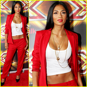 Nicole Scherzinger: 'X Factor UK' Cardiff Auditions!
