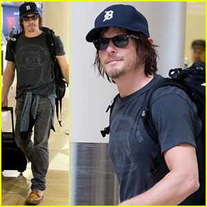 Norman Reedus Explains Daryl's Arrow Supply on 'Walking Dead'
