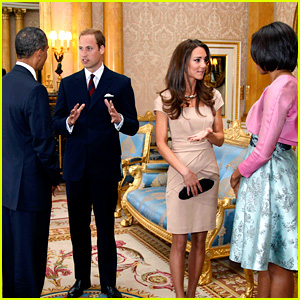 Royal Baby: President Obama Sends Will & Kate His Blessings!