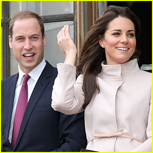 Prince William: Teddy Bear Gift for Kate Middleton & Royal Baby!