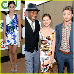 Rachel Bilson & 'Hart of Dixie' Cast: CW's Summer TCA Party!