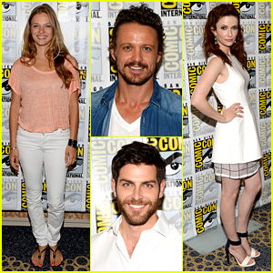 'Revolution' & 'Grimm' Casts Attend Comic-Con Panels!