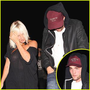 Robert Pattinson & Sia: Jay Z & Justin Timberlake Concert!