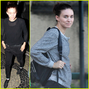 Rooney Mara Explores Rio Before 'Trash' Filming Begins