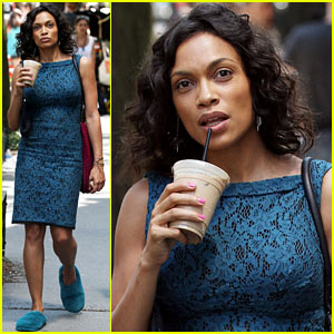 Rosario Dawson: 'I Love What You Do, Operation USA!'