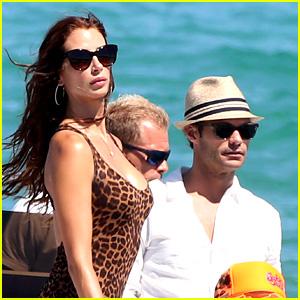 Ryan Seacrest: St. Tropez Boat Ride!