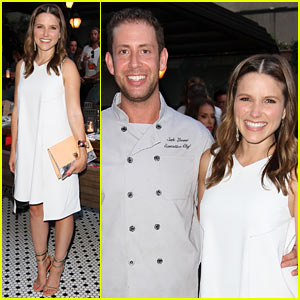 Sophia Bush: Birthday Celebration in New York City!