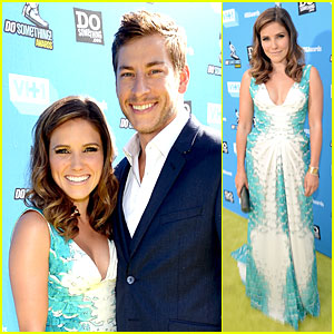 Sophia Bush & Dan Fredinburg: Do Something Awards Couple!