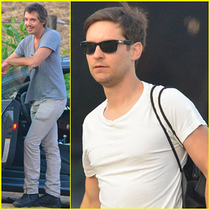 Tobey Maguire: Malibu Chat with Lukas Haas