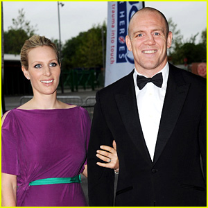 Zara Phillips & Mike Tindall Expecting First Child!