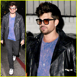 Adam Lambert: 'I Wanna Hear U Roar!'