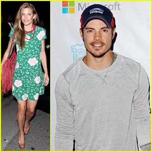 AnnaLynne McCord & Josh Henderson: 18for18 Summer Soiree