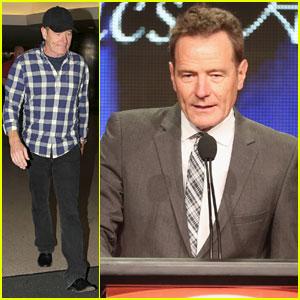 Bryan Cranston: 'Breaking Bad' Wins Program of the Year at TCA Awards 2013