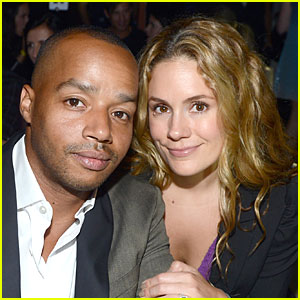 CaCee Cobb & Donald Faison Welcome Baby Boy!