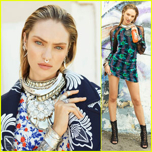 Candice Swanepoel: 'Vogue Russia' Feature August 2013