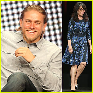 Charlie Hunnam: 'Sons of Anarchy' at F