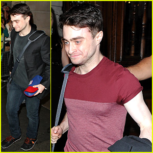 Daniel Radcliffe is a 'Stand Up Comic,' Says Juno Temple