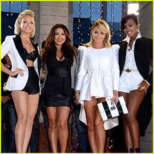Danity Kane - MTV VMAs 2013 Red Carpet