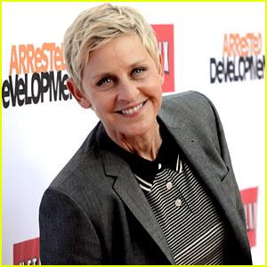Ellen DeGeneres: Oscars 2014 Host!