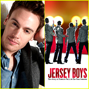 Erich Bergen Confirmed for Bob Gaudio in 'Jersey Boys' Film!