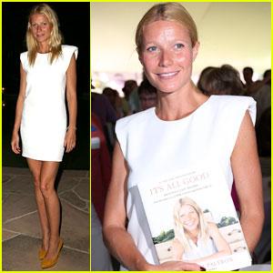 Gwyneth Paltrow: East Hamptons Authors Night 2013