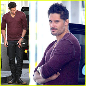 Joe Manganiello Shares Licking Req