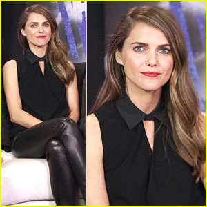 Keri Russell: Young Hollywood Studio Babe!