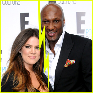 Khloe Kardashian & Lamar Odom Split Amidst Drug Problems