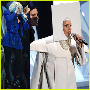 Lady Gaga: VMAs 2013 Performance of 'Applause' - WATCH NOW!