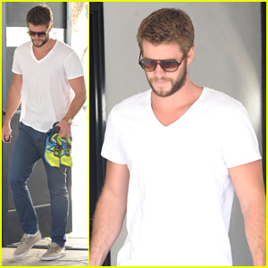 Liam Hemsworth: Miley Cyrus Plans on Growing Hair Long!