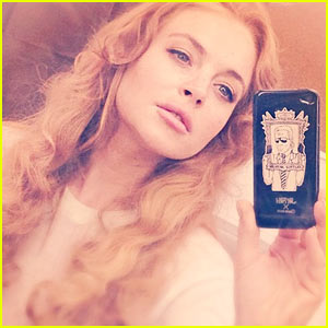 Lindsay Lohan: 'Eastbound & Down' Post-Rehab Guest Star!