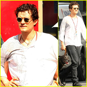 Orlando Bloom: 'Romeo & Juliet' Box Office Starts Strong!