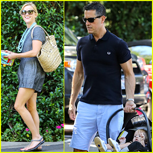 Reese Witherspoon & Jim Toth: Hotel Bel-Air with Tennessee!