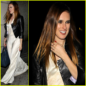 Rumer Willis: Go See 'For The Record: Baz Luhrmann'!