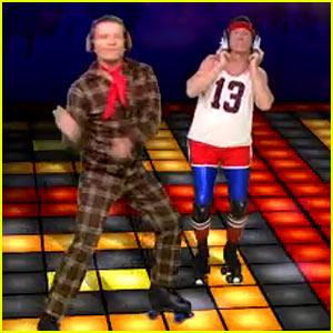 Stephen Colbert & Celebrities Dance to Daft Punk's 'Get Lucky' (Video)