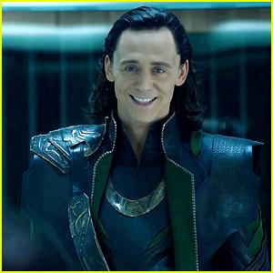 Tom Hiddleston Confirms Loki Won't Return for 'Avengers 2'