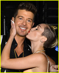 What Did Robin Thicke's Family Think of Miley Cyrus' VMA Show?