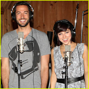Zachary Levi & Krysta Rodriguez Record 'First Date' Cast Album!