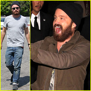 Aaron Paul: Final 'Breaking Bad' Episodes Are So Much Messier!