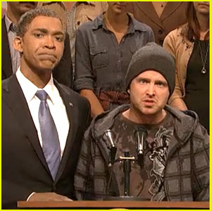 Aaron Paul: SNL's Cold Open & Skits (Video) - WATCH NOW!