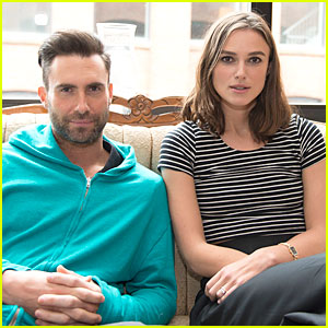 Adam Levine & Keira Knightley: 'Song' U.S. Rights Acquired!