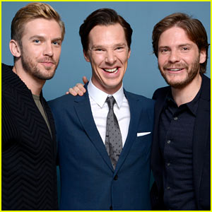 Benedict Cumberbatch: 'Fifth Estate' Portrait Session at TIFF!