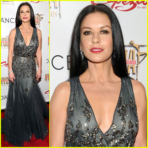 Catherine Zeta-Jones: Dance Alliance Foundation Gala 2013