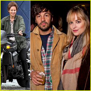 Dakota Johnson's Boyfriend Revealed as Jordan Masterson!