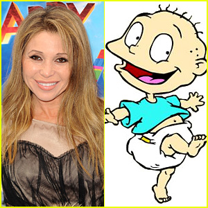 E.G. Daily: Rugrats' Tommy Pickles Auditions for 'The Voice'!