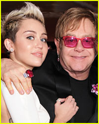 Elton John: Miley Cyrus is a Meltdown Waiting to Happen